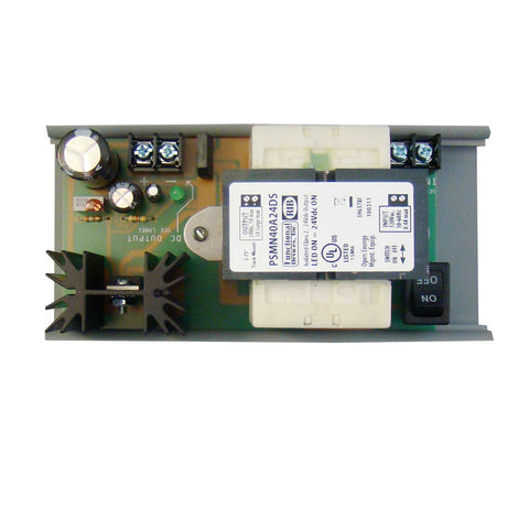 PSMN40A24DS | FDI | Power Supply, 1 Amp. 120Vac to 24Vdc, w/MT212-6 track