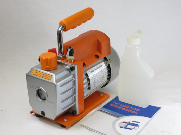 3 CFM Single Stage Vacuum Pump