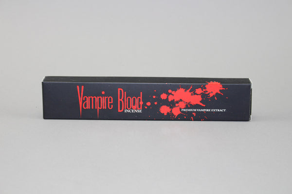 Vampire Blood Incense 15g box