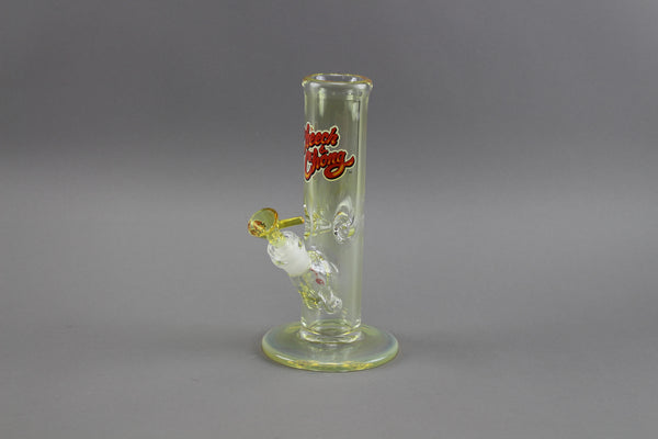 "Cheech & Chong Glass 9"" Colour Changing 7mm Straight"