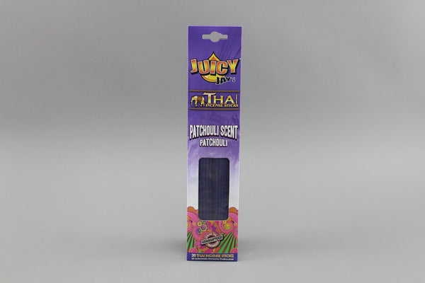 Juicy Jay's Thai Incense Sticks Patchouli Scent
