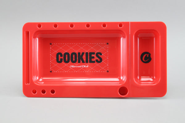 Cookies Rolling Tray Red