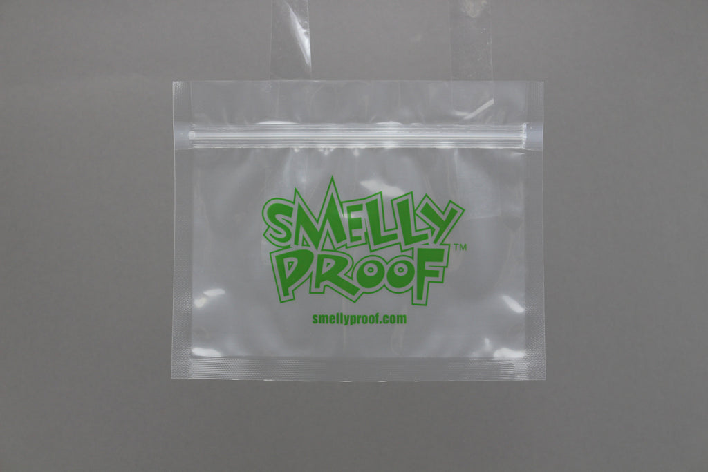 Smelly Proof Clear