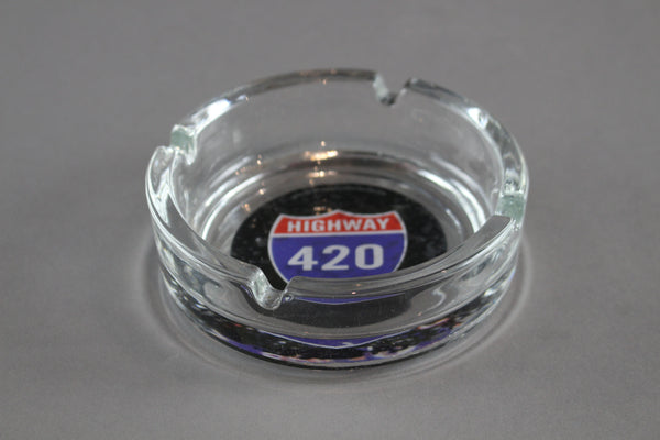 420 Highway Ashtray 4"