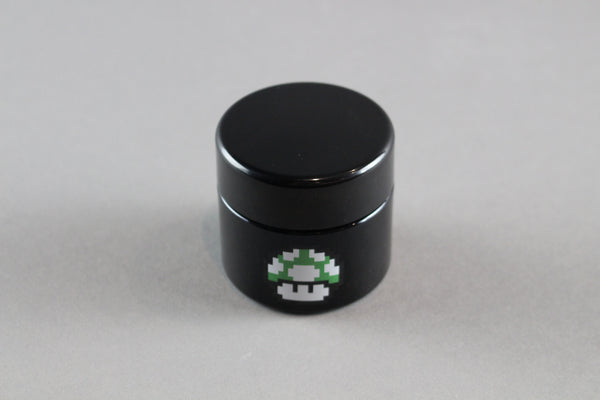 420 Science UV Screw Top Jar Small | Wacky Tabacky Inc