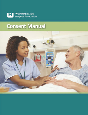 Consent Manual (Digital File, Will Be Emailed To You Within 2 Business Days)