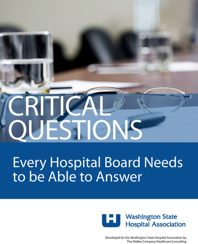 Critical Questions Every Board Member Needs to be Able to Answer