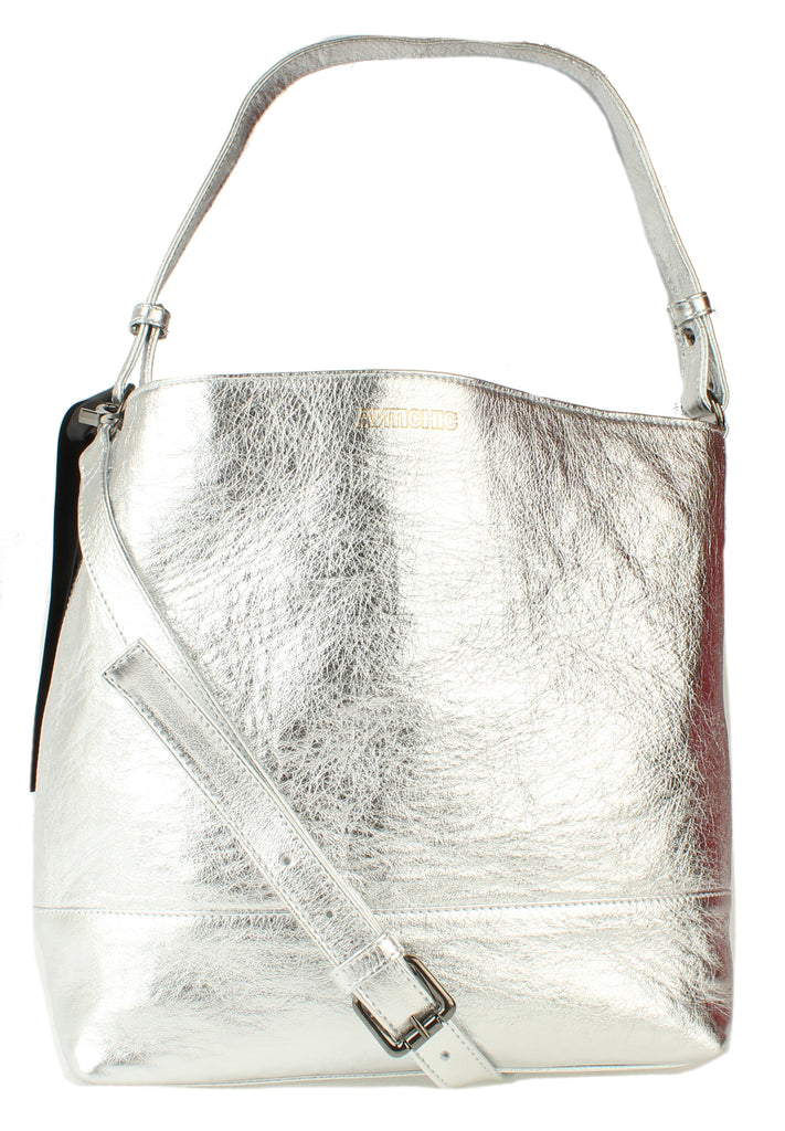 AntiChic SUNG SHOPPER - Silver
