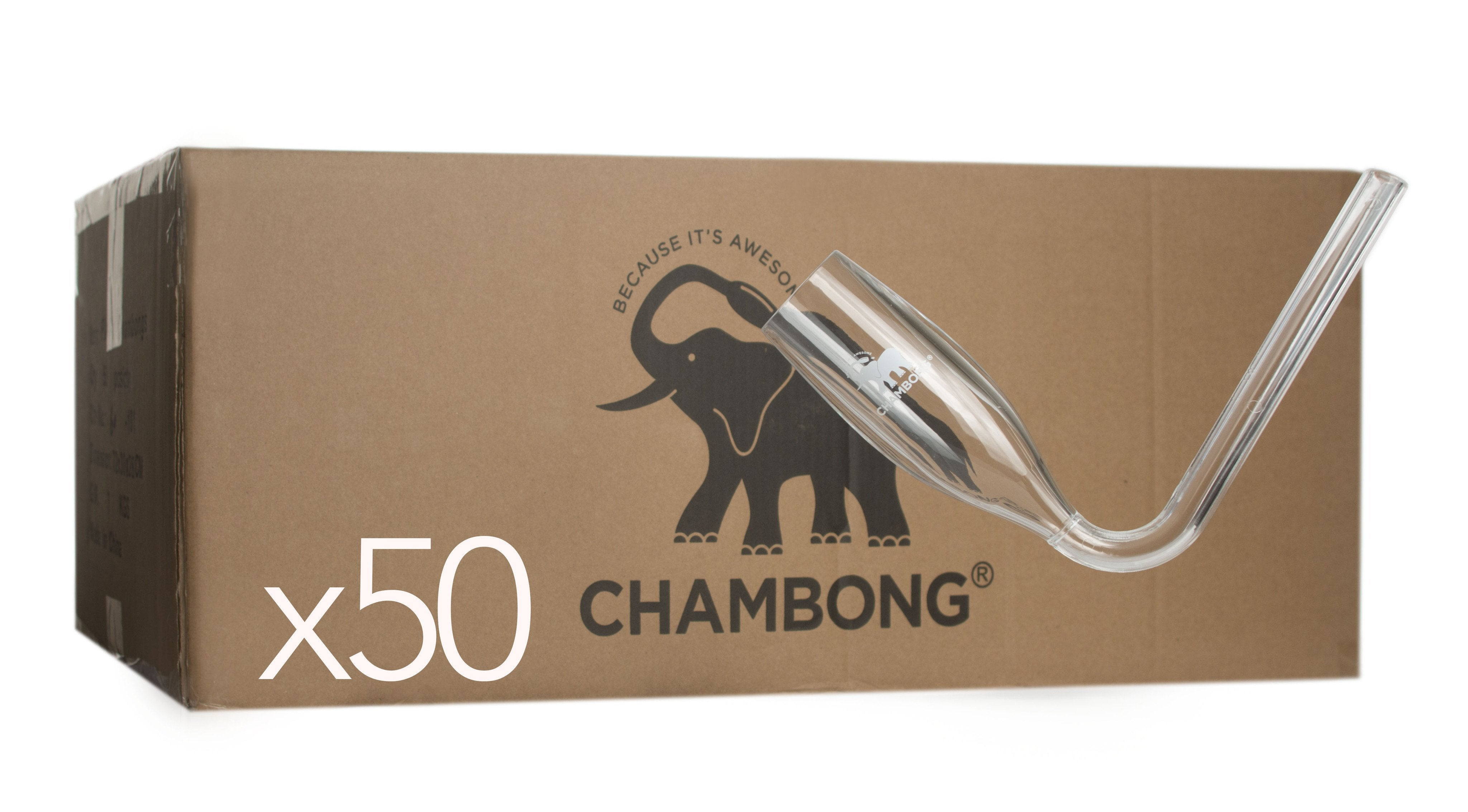 Chambong 50-Pack