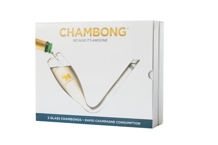 (WHOLESALE) Chambong 2-Pack