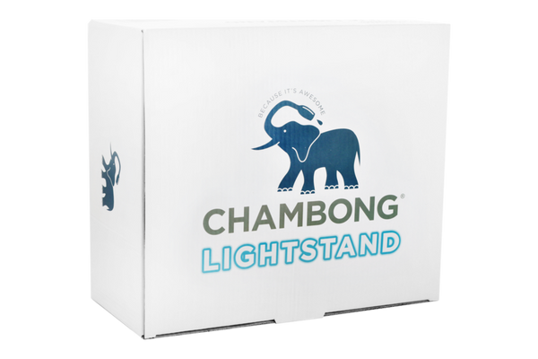 Chambong Light Stand - The light-up LED stand for Chambongs