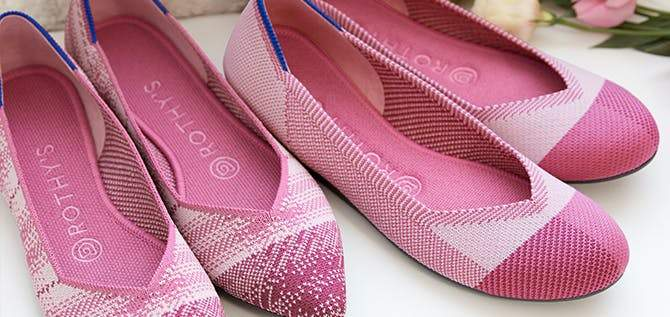 breast cancer limited edition shoes