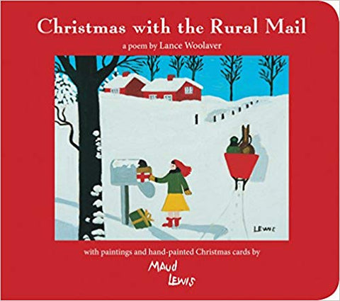 Christmas With Rural Mail Paperback by Lance Woolaver