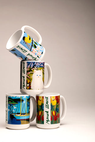 Maud Lewis Mugs - SALE!