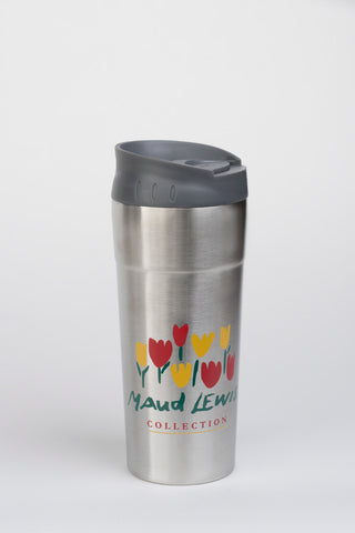 Maud Lewis Travel Mug