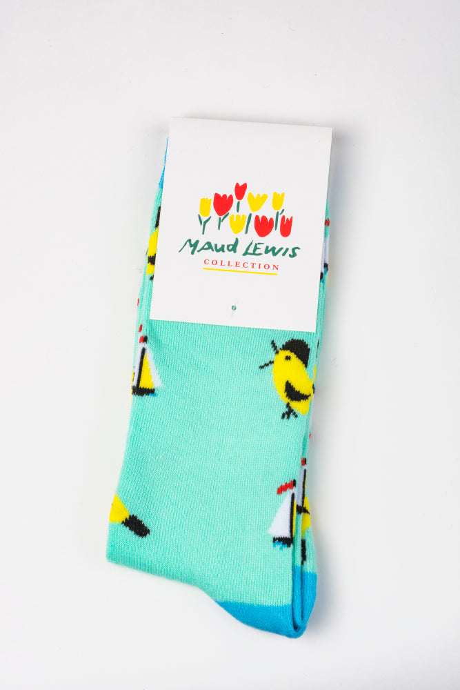 Maud Lewis Socks - Sale!
