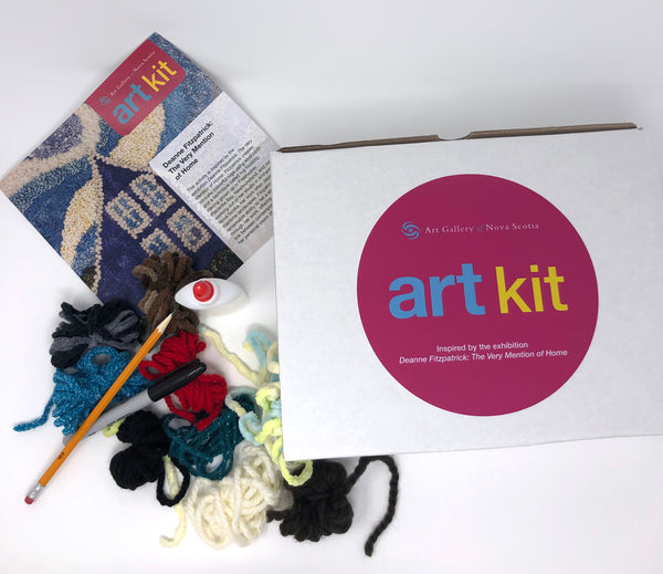 Art Gallery of Nova Scotia Art Kit