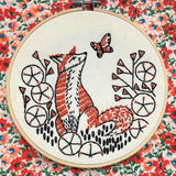 Hook Line & Tinker Embroidery Kits