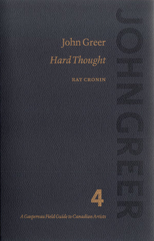John Greer: Hard Thought by Ray Cronin