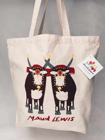 Maud Lewis Tote
