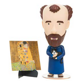 Art History Heroes Action Figures by Today is Art