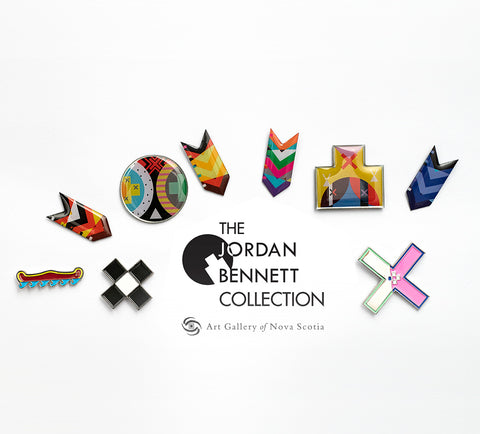 The Jordan Bennett Collection - Pins