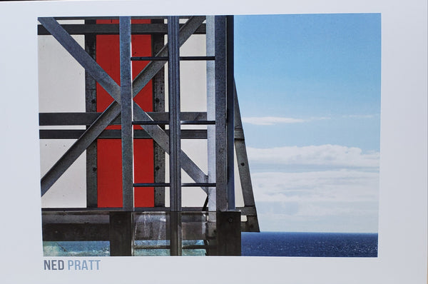 Ned Pratt Greeting Card: Aid to Navigation
