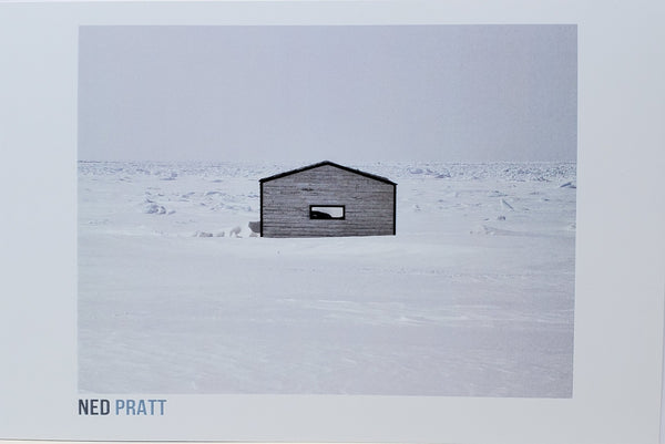 Ned Pratt Greeting Card: Façade Northern Peninsula