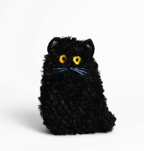 Maud Lewis Plush Black Cat