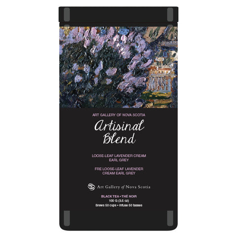 Tea Blend - Lavender Cream of Earl Grey
