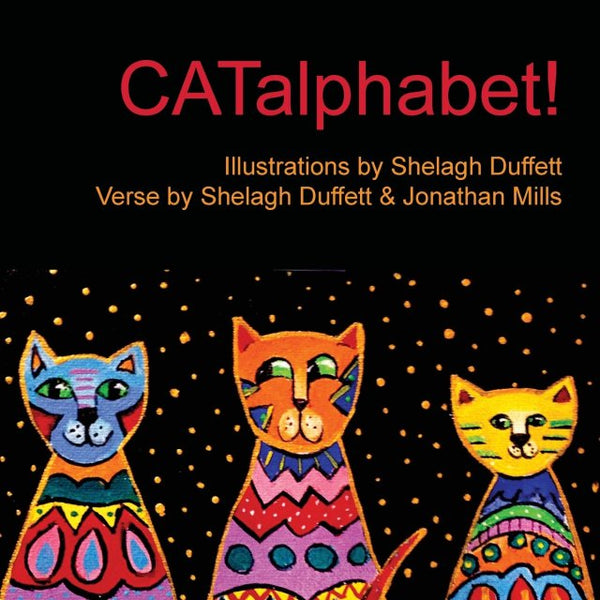 CATalphabet! by Shelagh Duffett