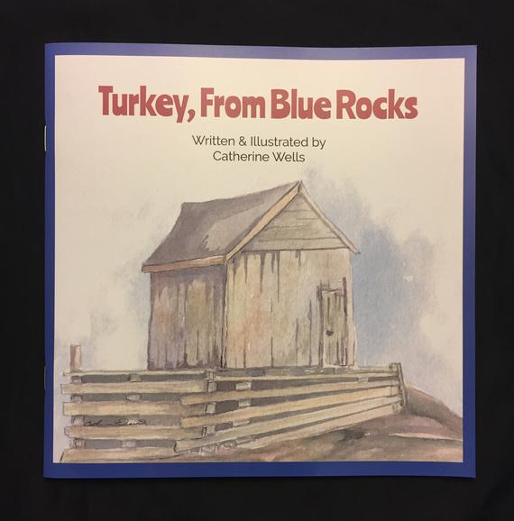 Turkey, From Blue Rocks