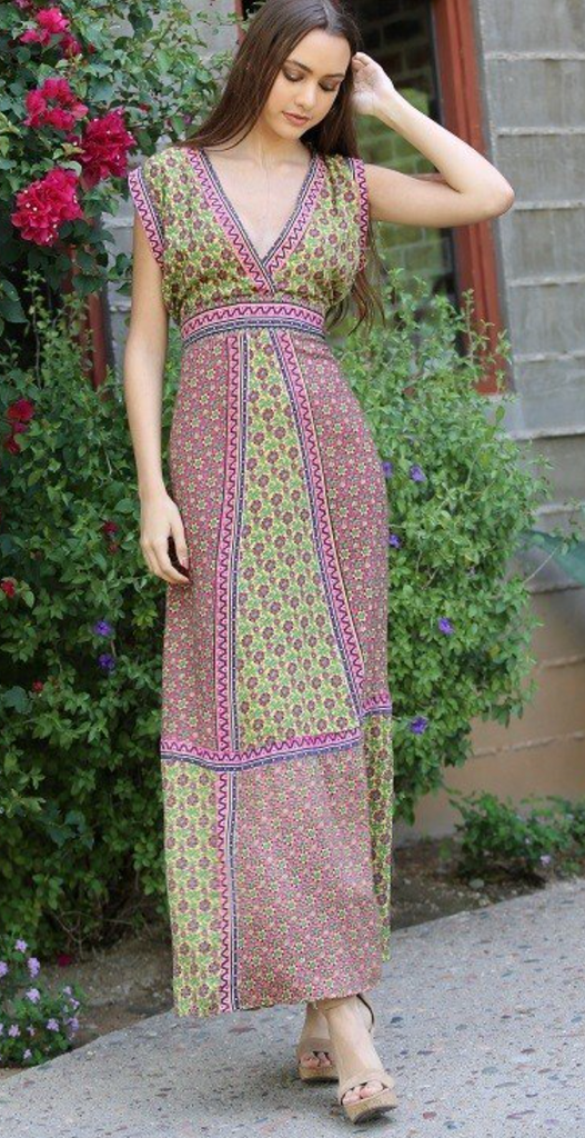 The Kimberly Maxi Dress