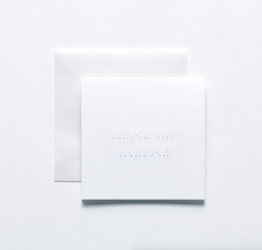 LoweCo. | Thank You, Darling card