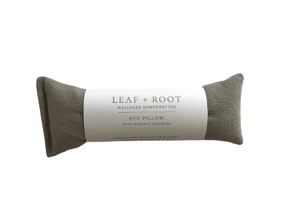 Leaf + Root | Organic Lavender Eye Pillow