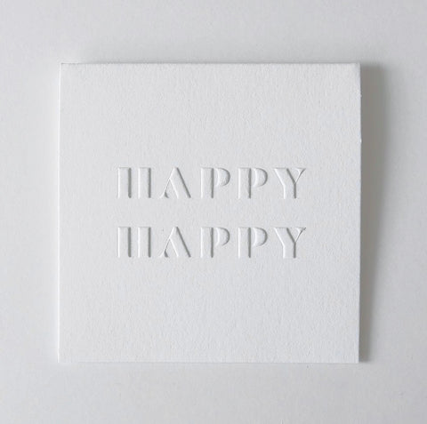 LoweCo. | Happy Happy card