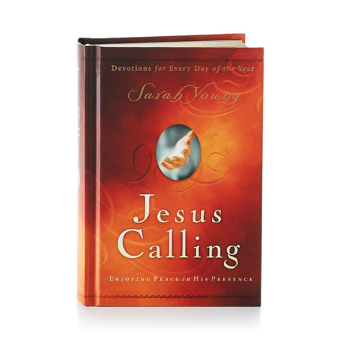Coffee Table Book | Jesus Calling | Daily Devotional