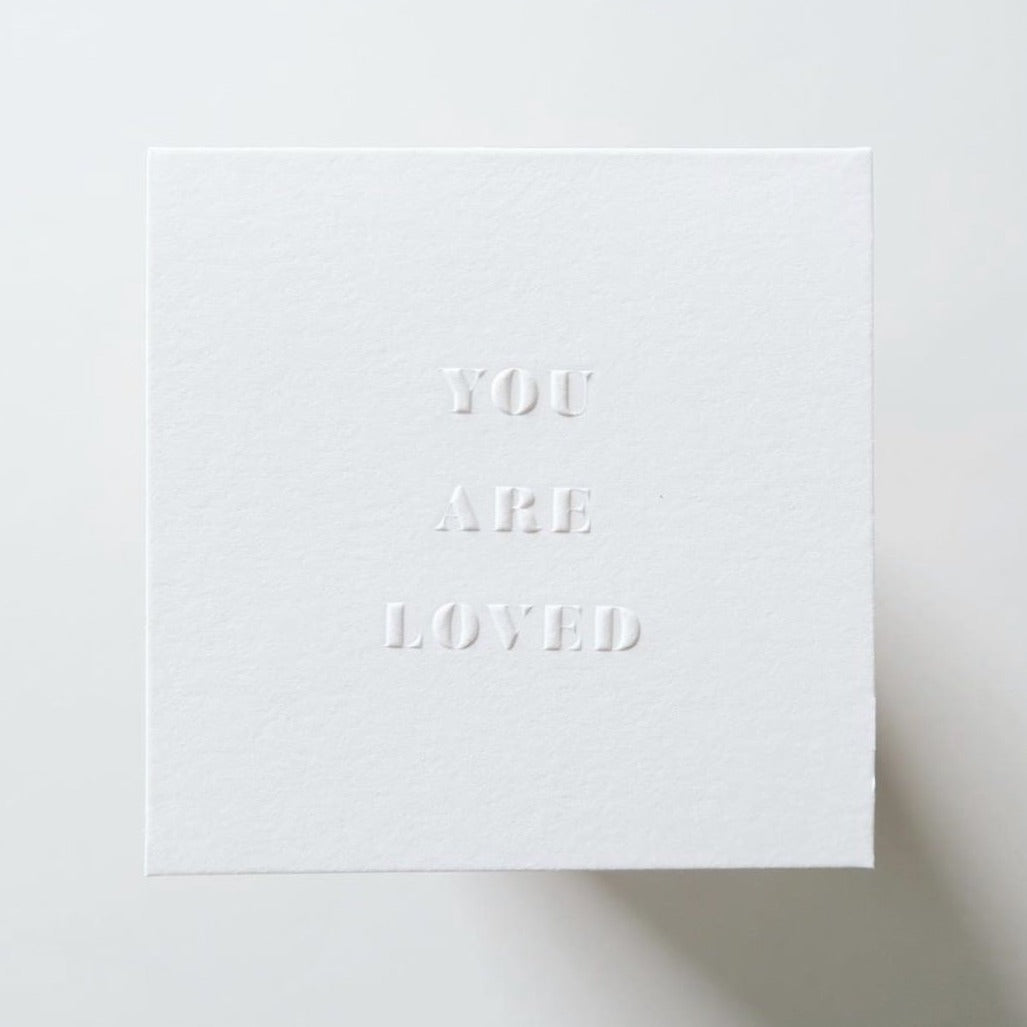 LoweCo. | You Are Loved card