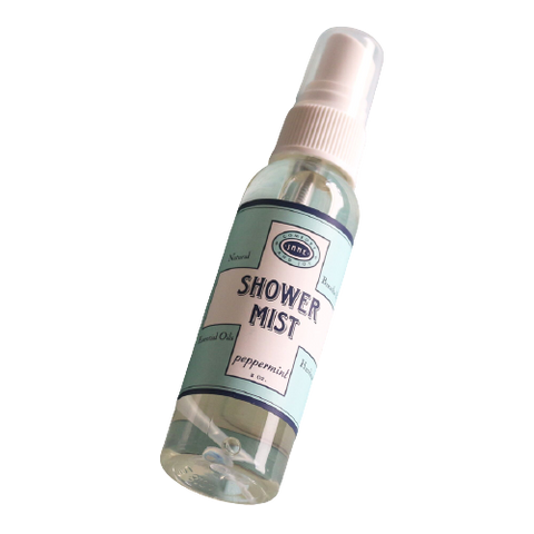 Jane Inc. | Essential Oil Shower Mist | Peppermint