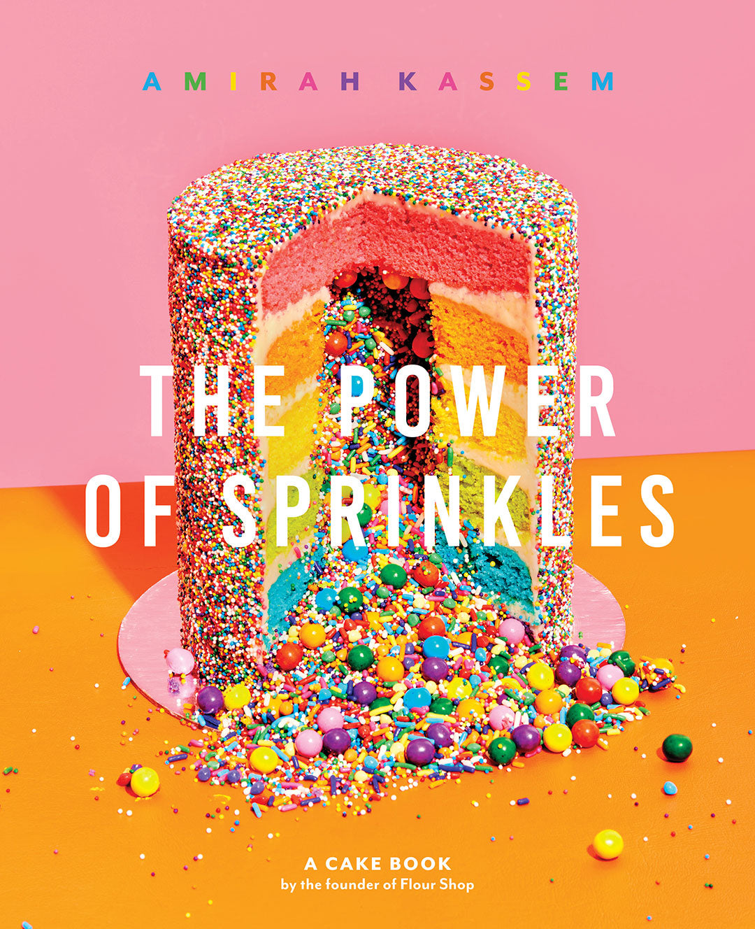 Coffee Table Book | The Power of Sprinkles | A Cake Book