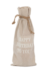 Wine Bag | Happy Birthday
