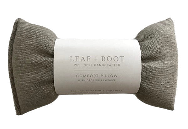 Leaf + Root | Organic Lavender Comfort Pillow