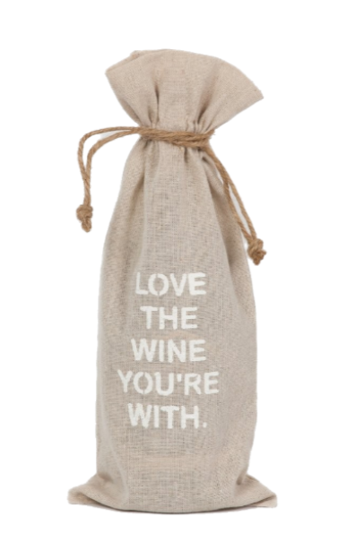Wine Bag | Love the Wine You're With