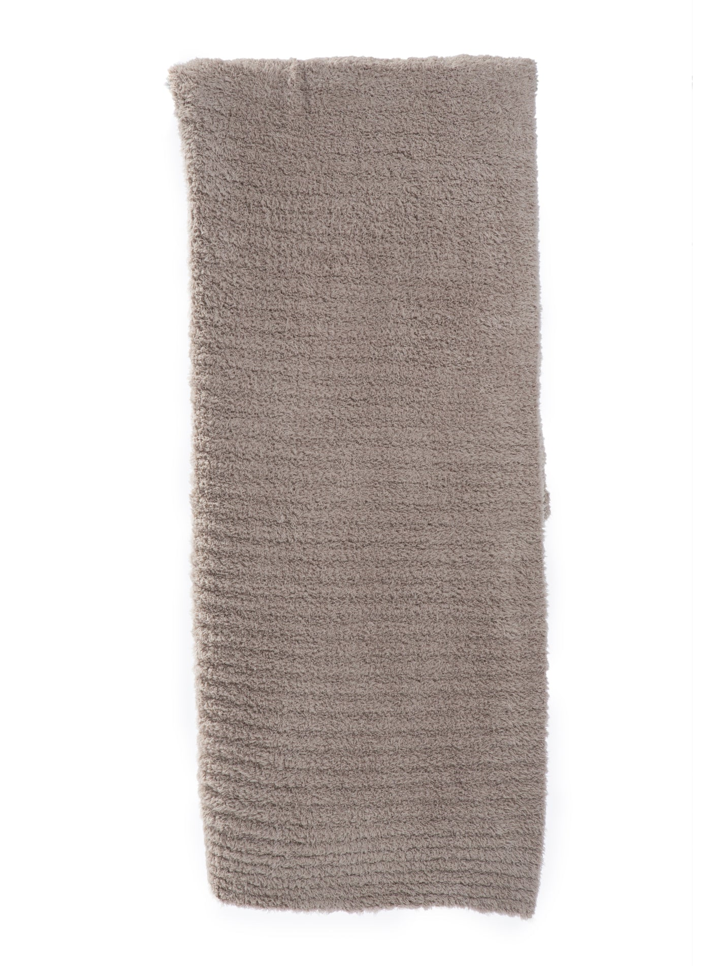 Barefoot Dreams | Cozy Chic Ribbed Throw | Sand