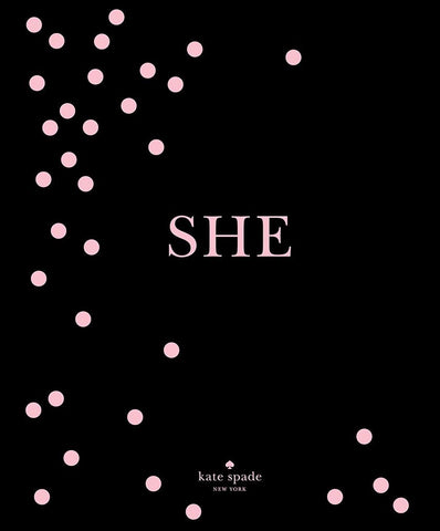 Coffee Table Book | Kate Spade | She