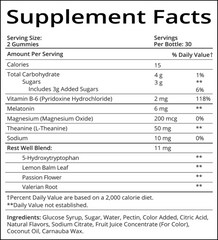 SugarBearHair® | Sleep Vitamins