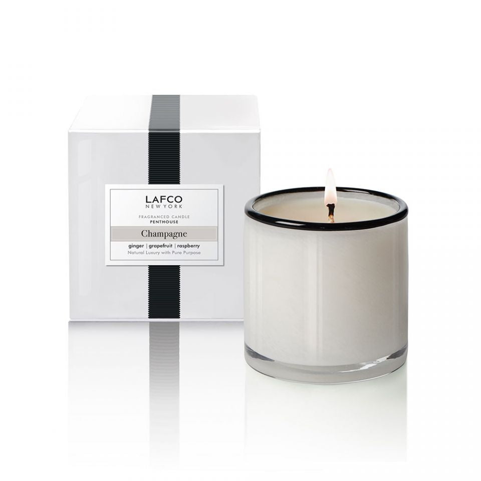 LAFCO | Candle Classic 6.5 oz | Champagne Penthouse