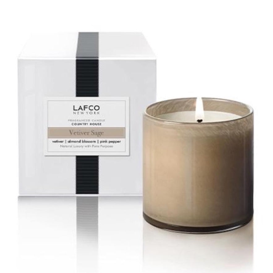 LAFCO | Candle | Vetiver Sage