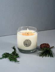 Keap Candles | Wood Cabin