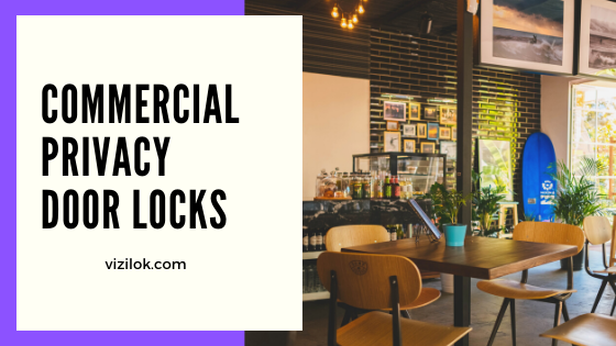 privacy door locks for business